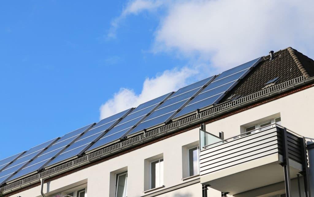 batiment collectif photovoltaique