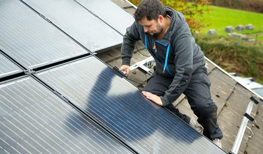installation kit solaire